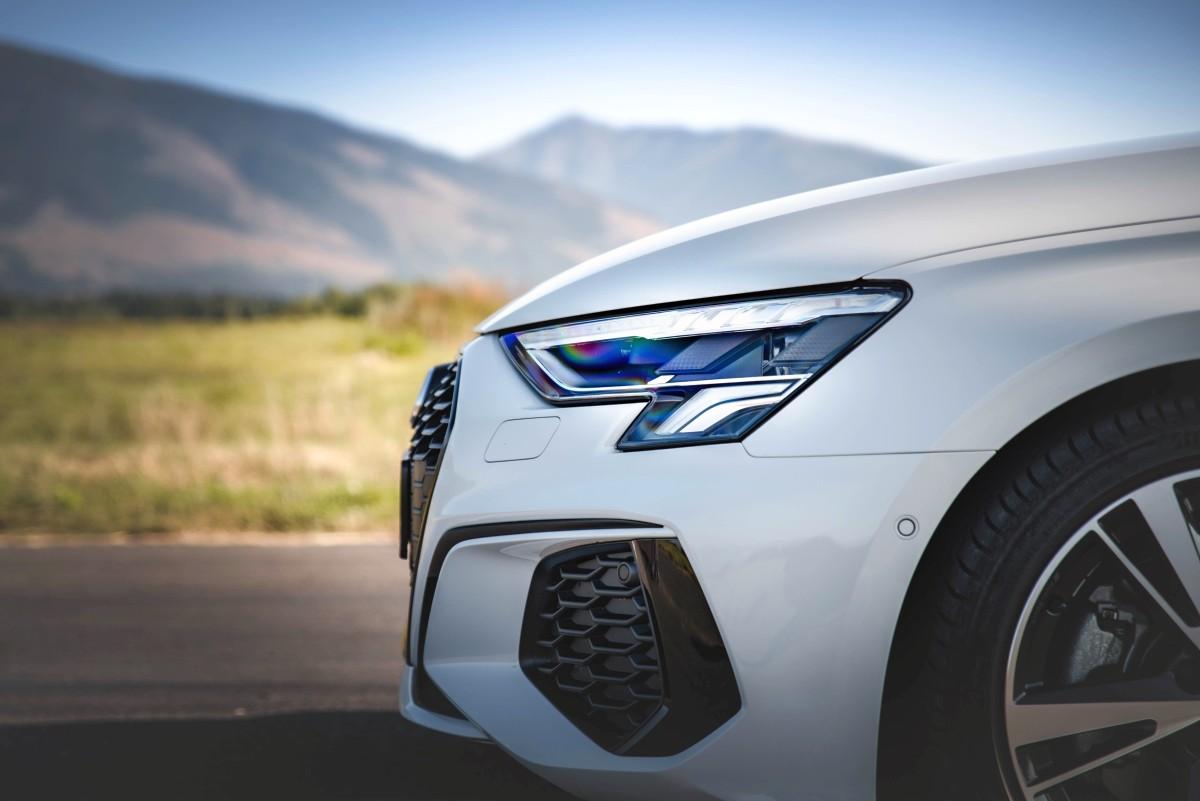 Audi A3 S line 35 TFSI