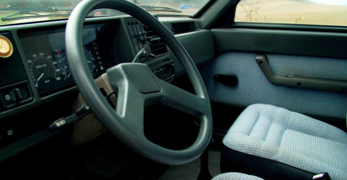 Interier Fiat Ritmo 60 S