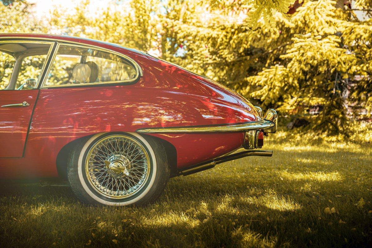 Jaguar E-Type Series 2