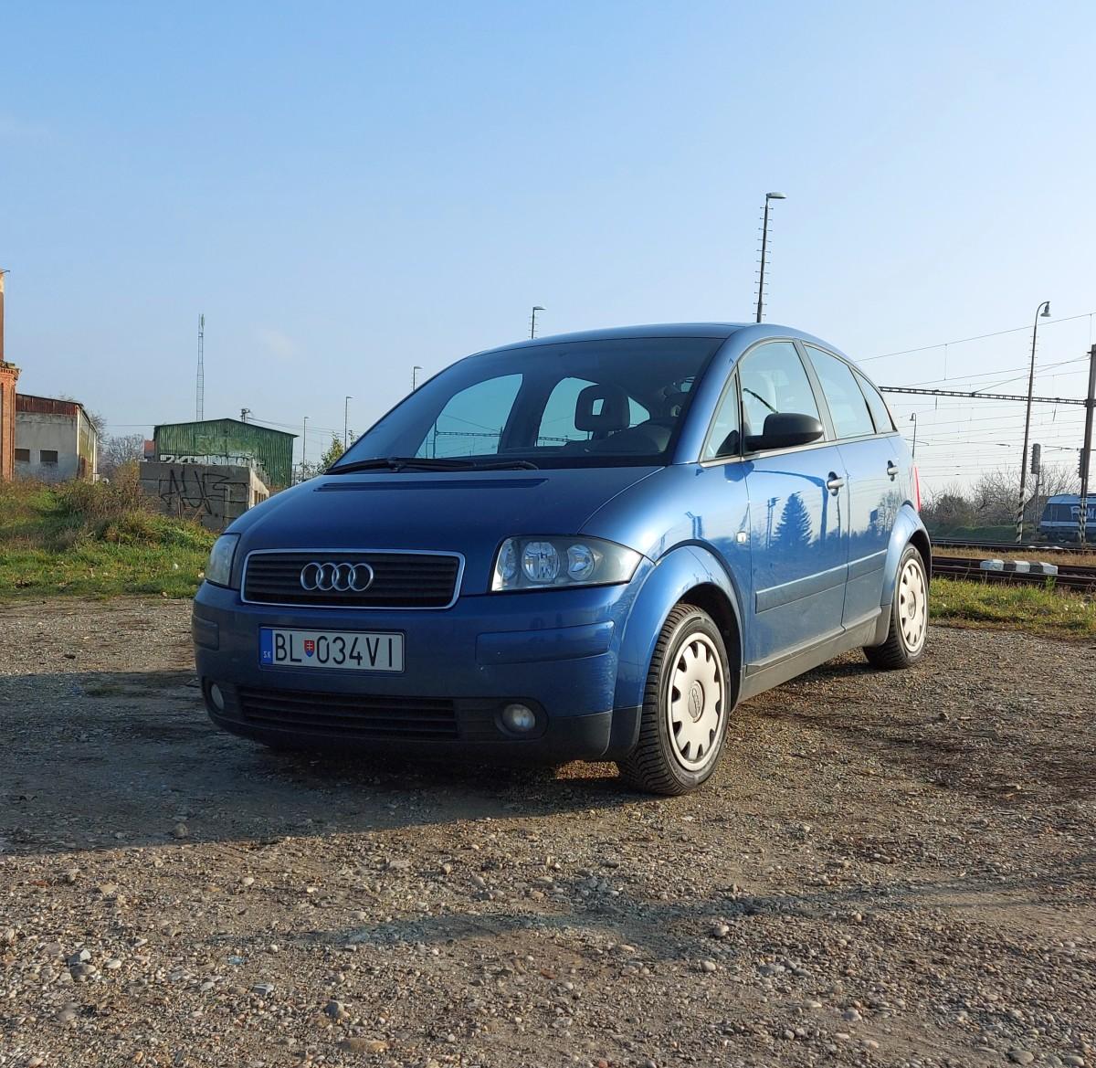 Audi A2 1,4 TDI