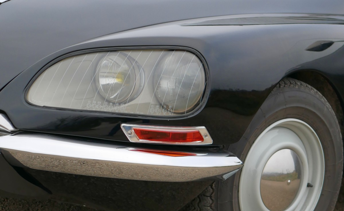 Svetlá Citroën DS 21
