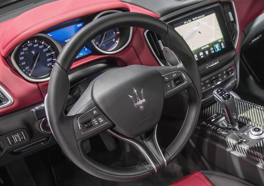 Maserati Ghibli S Q4 Novitec