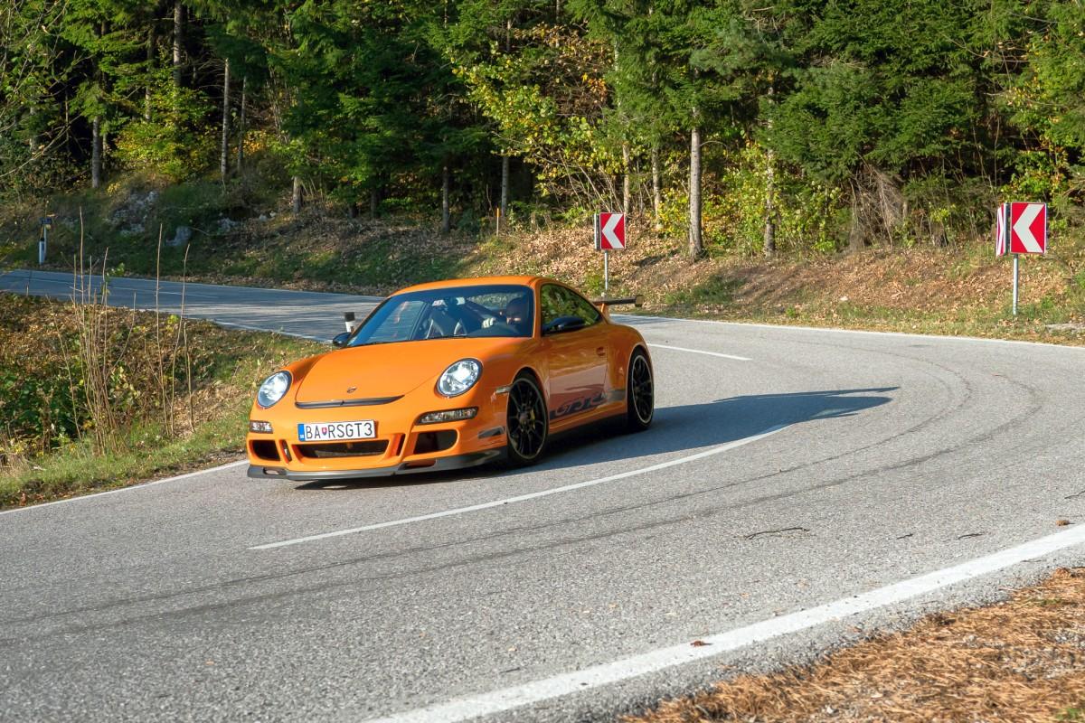 Porsche 911 GT3 RS 997 (c) Matúš Bajbár