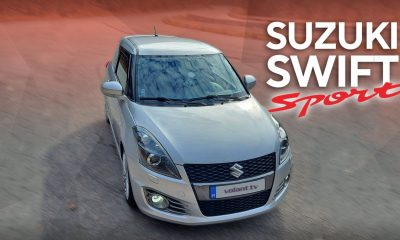Suzuki Swift Sport AZG 1,6
