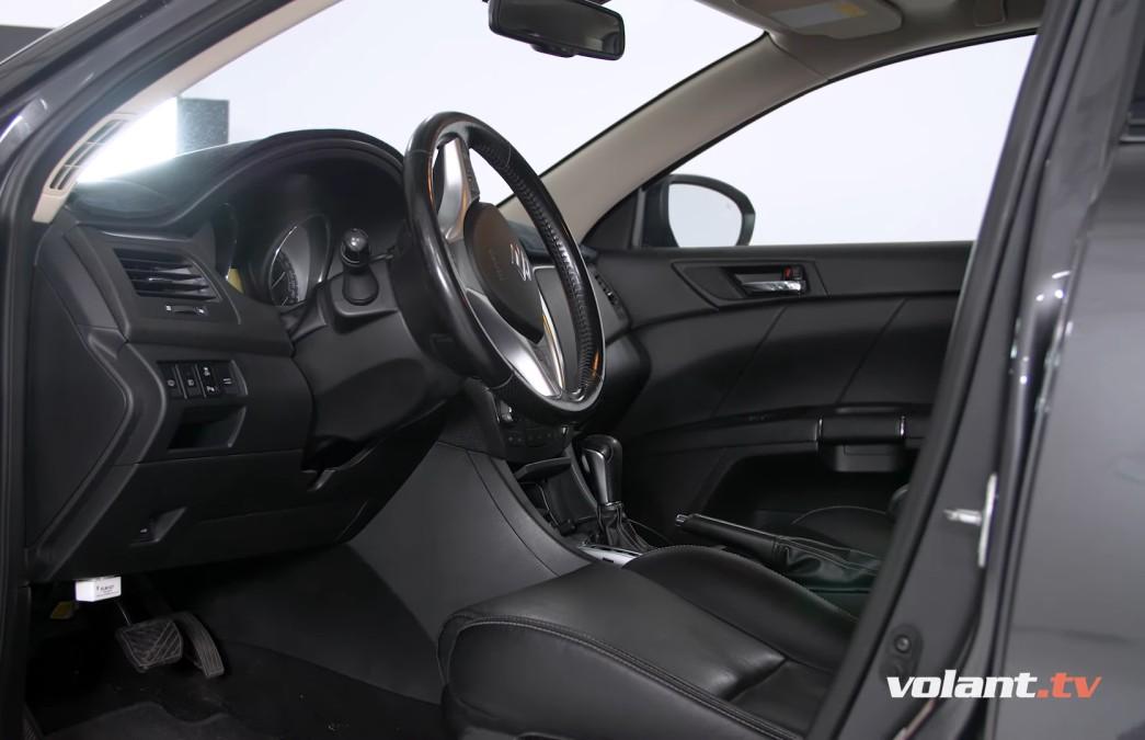 Suzuki Kizashi 2,4 AWD CVT