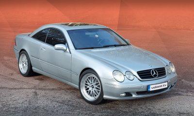 Mercedes-Benz CL 500 C215