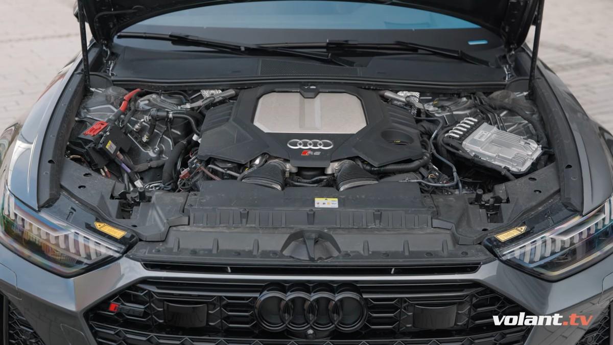 Audi RS6 4,0 V8 TFSI