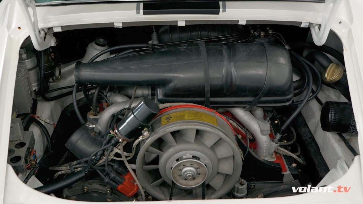 Porsche 911 S 2.7