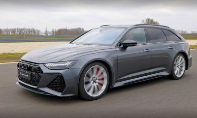 Audi RS6 generácie C8