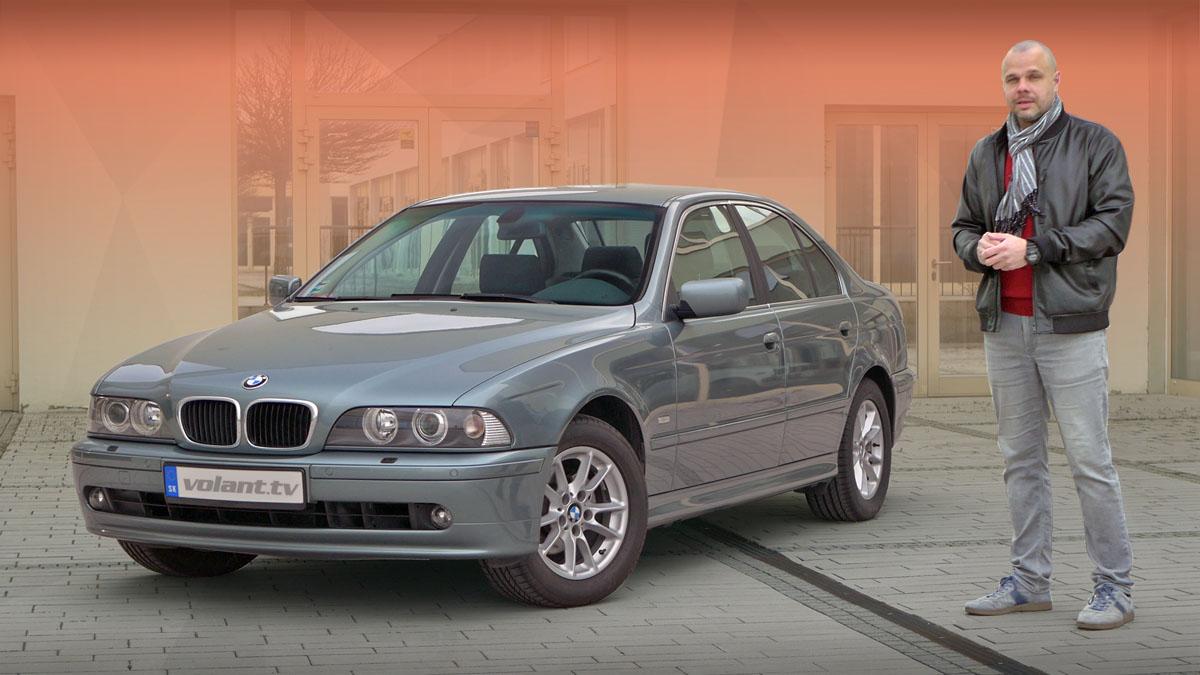 BMW 525i E39