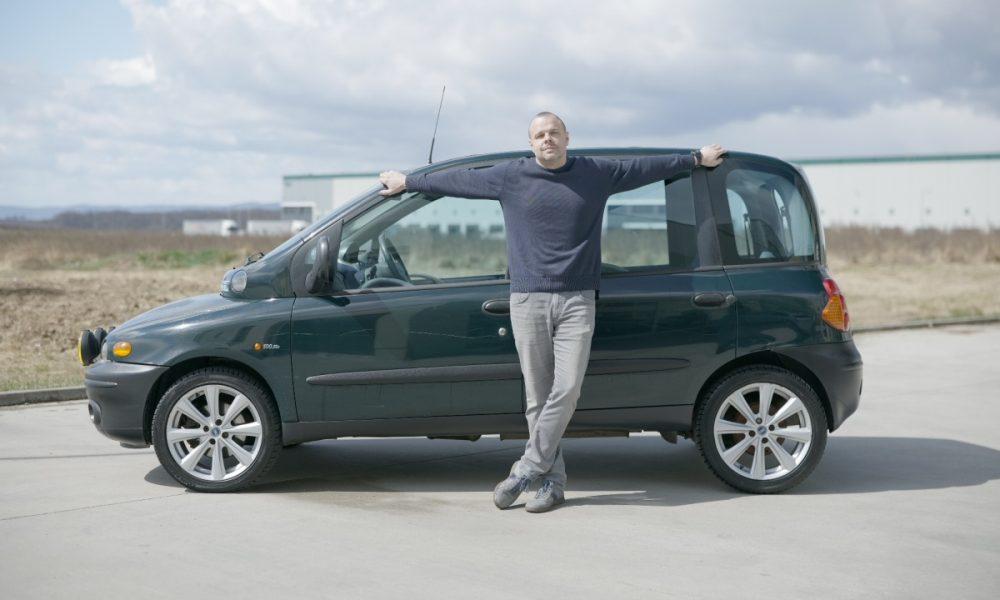 Fiat Multipla 1.6 16V