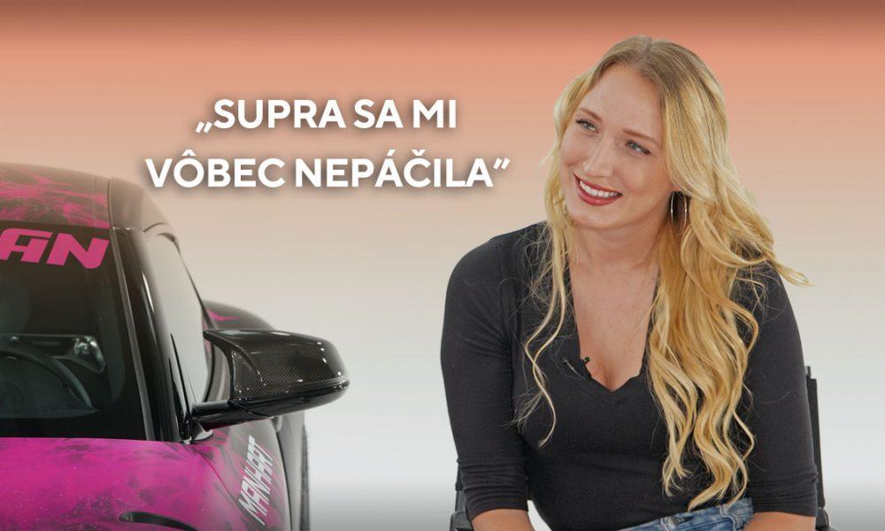 Nina Zagoždžon alias Lady Hoonigan