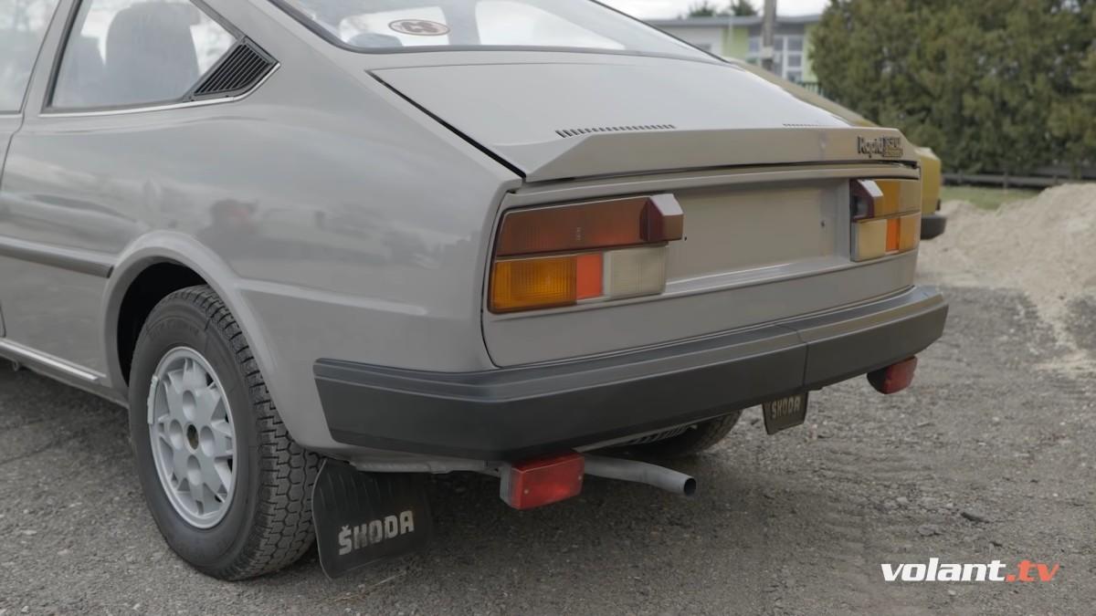 Škoda Rapid 130 5 speed