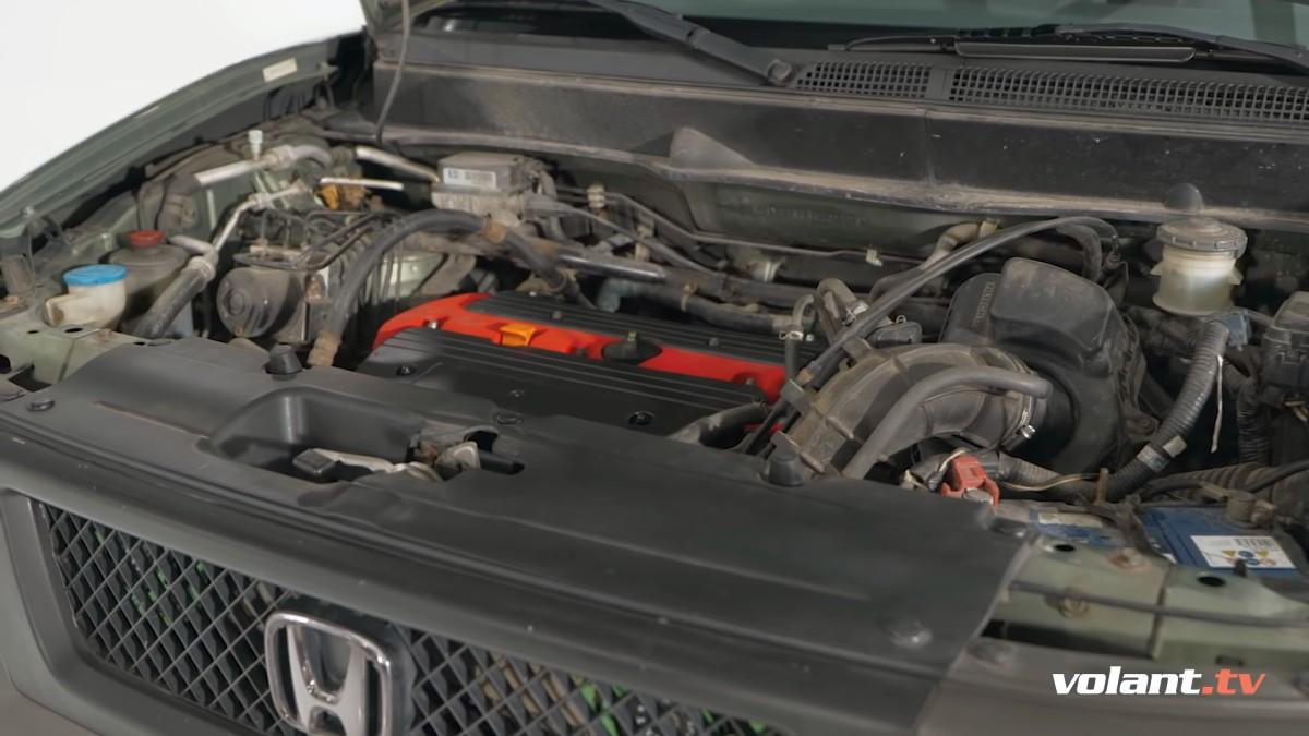 motor Honda Element 2,4