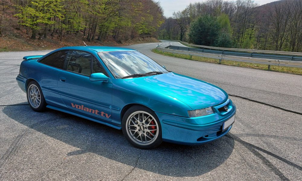 Opel Calibra 2.5 V6 Cliff Motorsport Edition