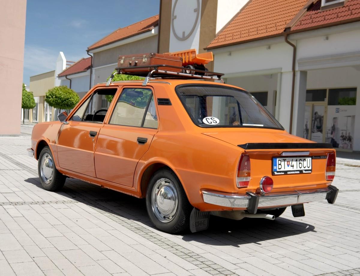 Škoda 105S typ 742
