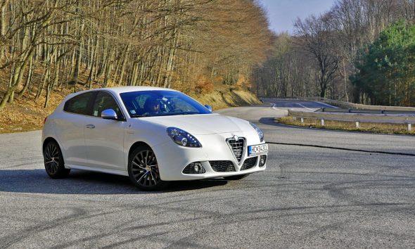 Alfa Romeo Giulietta 1.75 TBi Quadrifoglio Verde