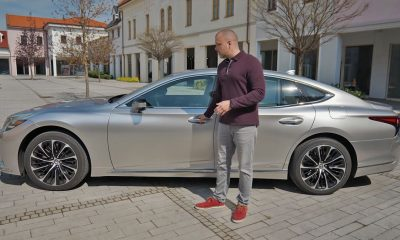 Lexus LS 500h XF50