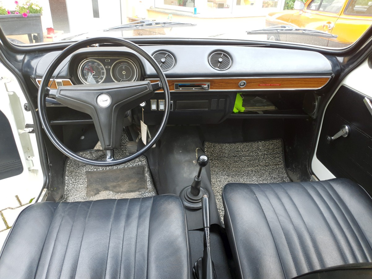 Ford Escort Mk1 na predaj