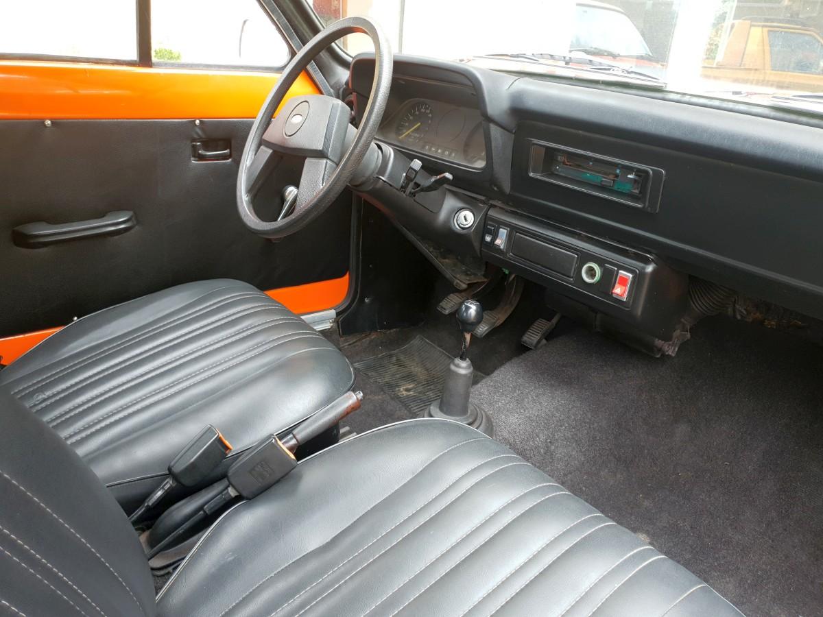Ford Escort Mk2 na predaj