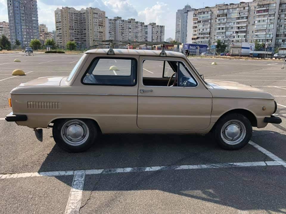 Záporožec ZAZ-968M na predaj
