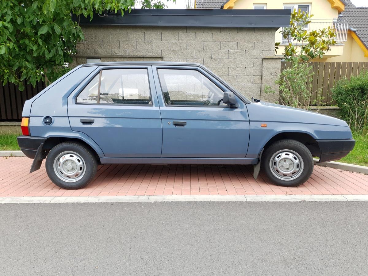 Skoda Favorit 136L na predaj / for sale