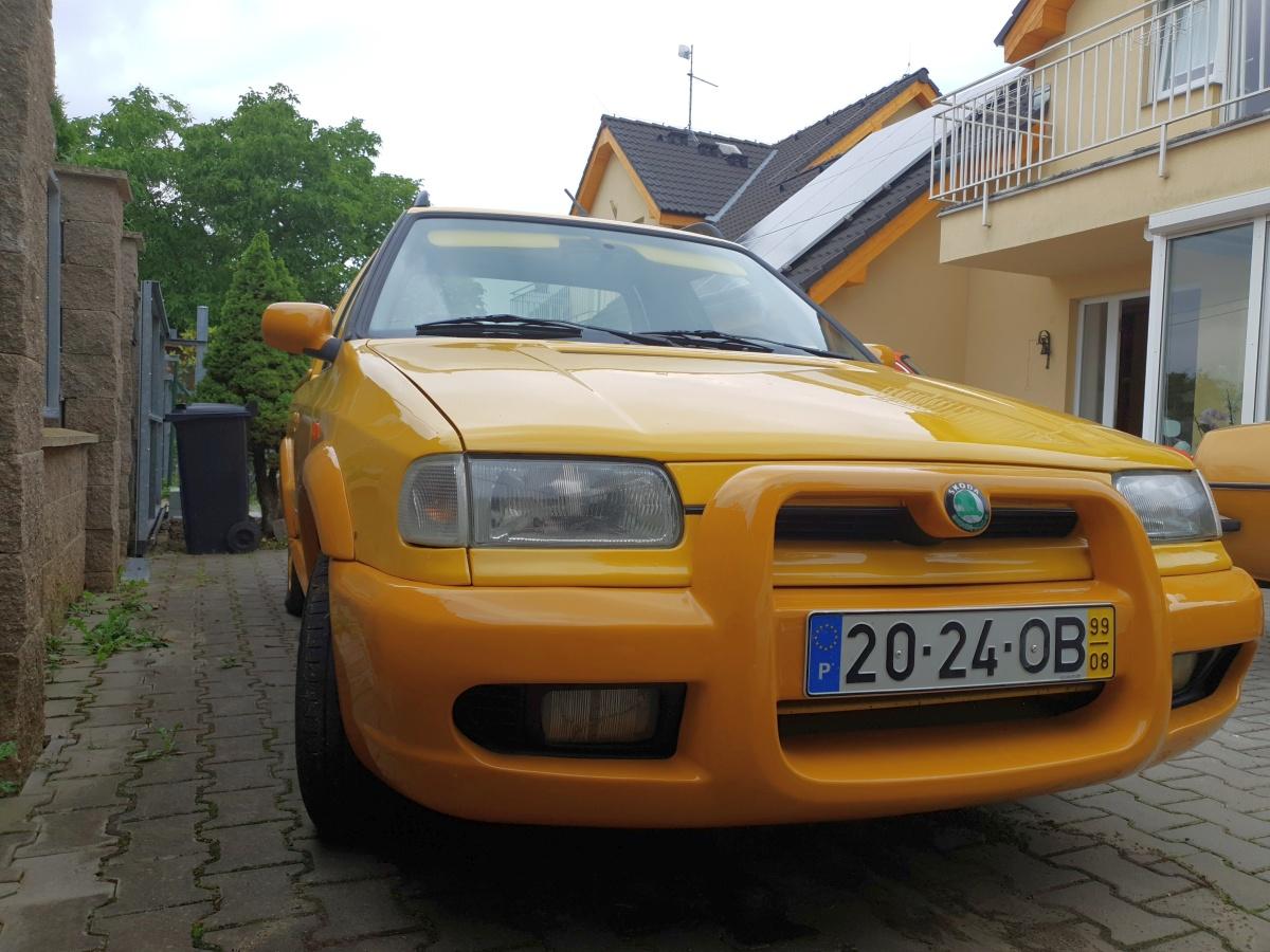 Škoda Felícia Fun na predaj / for sale