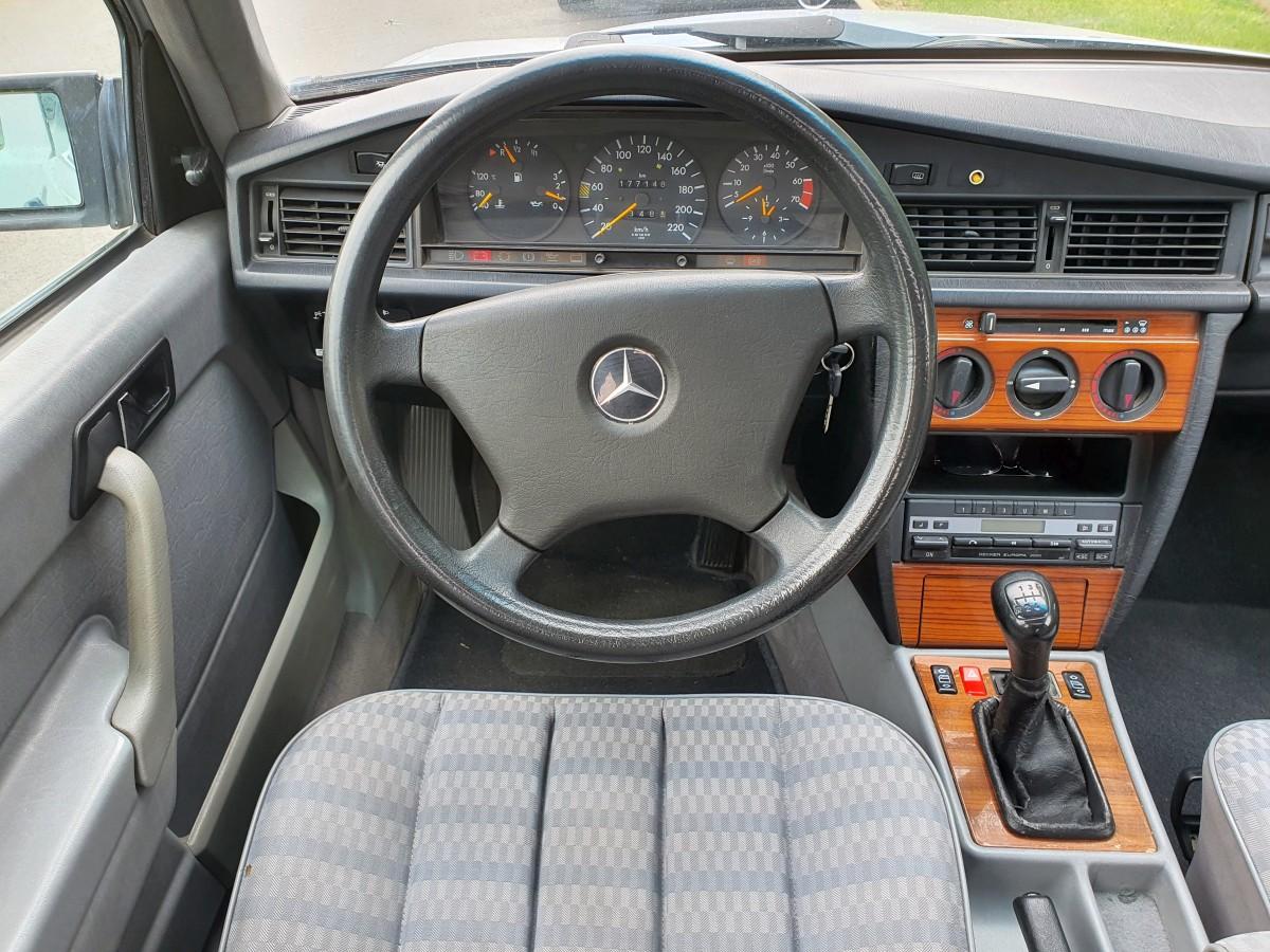 Mercedes-Benz 190E W201 na predaj