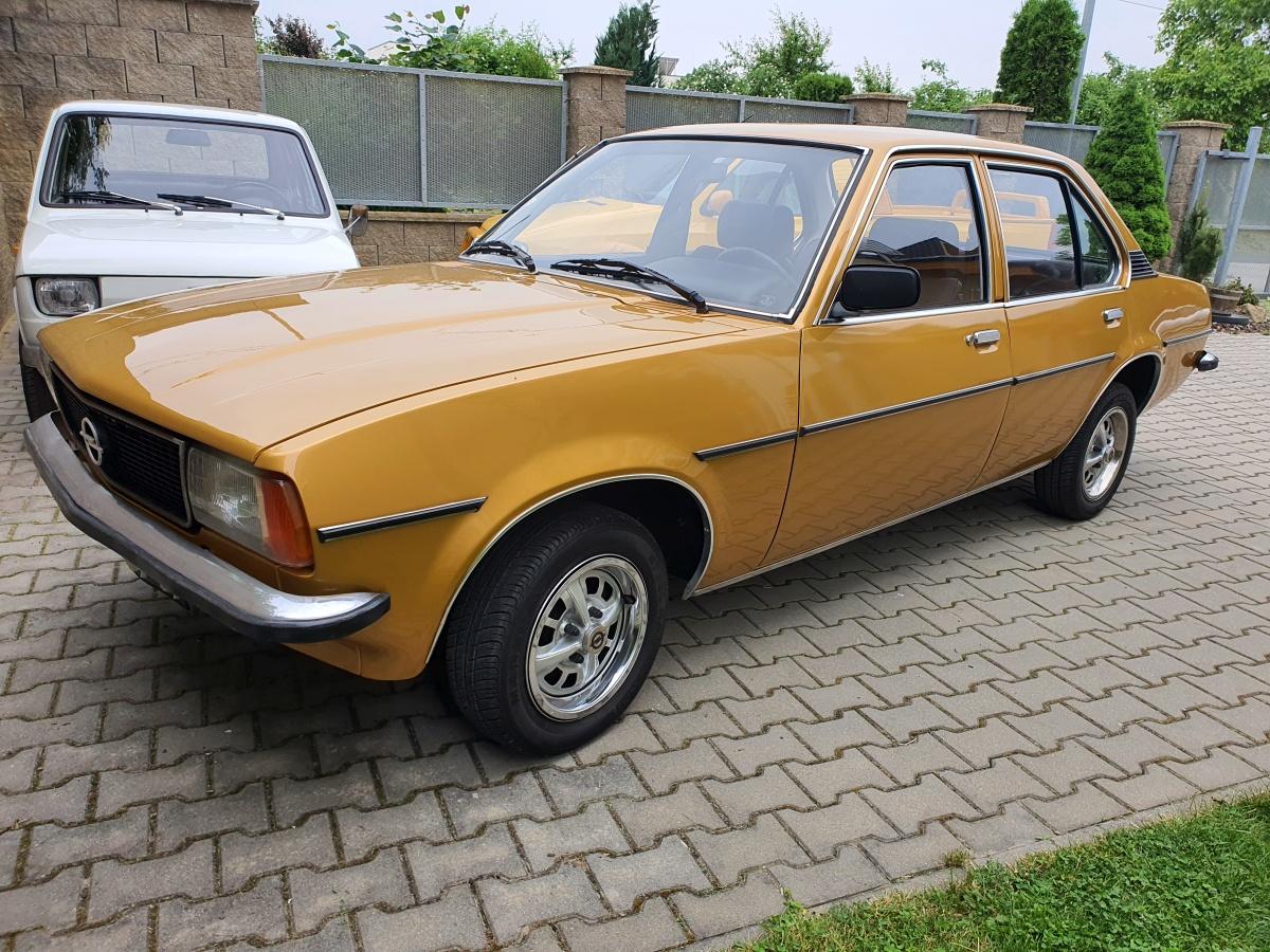 Opel Ascona na predaj