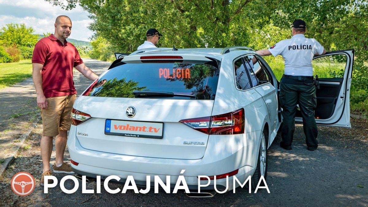 Policajná Puma alias Slovenská Kobra 11